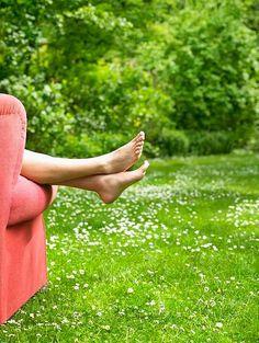 Come evitare gambe gonfie e stanche
