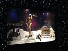 Agent Provocateur #windowdisplay #merrychristmas #2013
