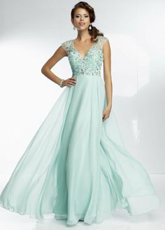 Turmec » short sleeve prom dress