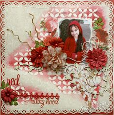 Such a Pretty Mess: Australian Scrapbook Ideas Magazine {Another Couple of Pubbed Pages!!}