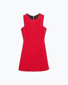 ZARA - COLLECTION AW15 - SHORT DRESS