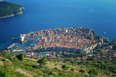 Dubrovnik - The beautiful walled city