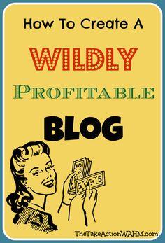 Blogging Workshop: How To Create a Wildly Profitable Blog #BlogWorkshop #Blogging http://thetakeactionwahm.com/blogging-workshop-how-to-create-a-wildly-profitable-blog/?utm_campaign=coschedule&utm_source=pinterest&utm_medium=Kelly%20The%20Take%20Action%20WAHM%20(The%20Take%20Action%20WAHM)&utm_content=Blogging%20Workshop%3A%20How%20To%20Create%20a%20Wildly%20Profitable%20Blog