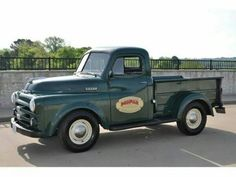 1953 Dodge Pickup Maintenance of old vehicles: the material for new cogs/casters/gears/pads could be cast polyamide which I (Cast polyamide) can produce