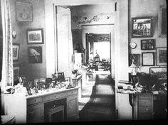 Olga and Tatiana's bedroom - Alexander Palace in Tsarskoe Selo