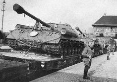 Soviet Heavy Tank IS-3 1944