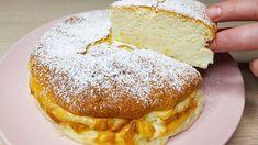 Wenn Sie Joghurt haben, machen Sie diesen einfachen Kuchen! Du wirst es mögen. #42 - YouTube Brunch Recipes, Sweet Recipes, Cake Recipes, Dessert Recipes, Bolo Original, Middle Eastern Desserts, Torte Recipe, Easy Sweets, Yogurt Cake