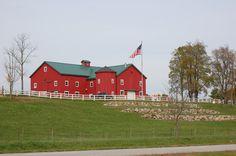 Fancy Barn on Rt. 422