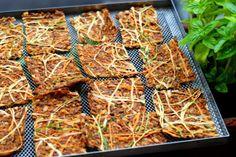 Crackers essiccati