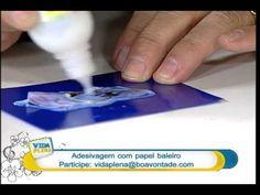 Sabor de Vida | Adesivagem para Pote de Cozinha - 17 de Outubro de 2012 - YouTube