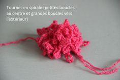 Fleur en crochet (5)
