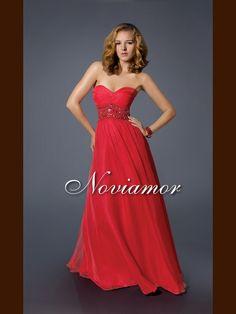 red formal dresses