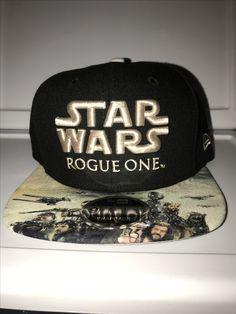 1703641b New Era Star Wars Rogue One Rebel Characters on brim 9FIFTY snapback  Rogues, Rebel,
