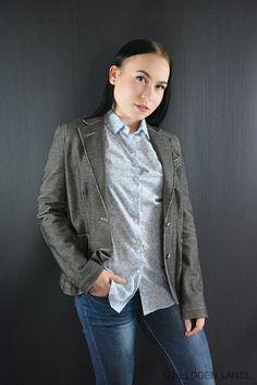 Trachtige Herbst Damen Kombinationen - bei Loden Landl Blazer, Fashion, Fall, Jackets, Moda, Fasion, Sports Jacket, Fashion Illustrations, Fashion Models