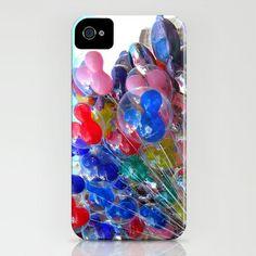 Disney Balloons iPhone & iPod Case