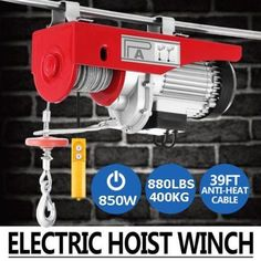 on harbor freight electric hoist wiring diagram 880 lbs