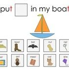 Free Sentence Frame Activity to Target Final Consonant Deletion