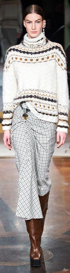 Source by mjlopezcozar fashion catwalk Tartan Fashion, All Fashion, Fashion 2020, Fashion Show, Fashion Outfits, Womens Fashion, Fashion Design, Fashion Trends, Prabal Gurung