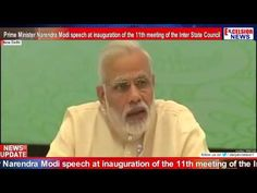 Prime Minister Narendra Modi speech at inauguration of the 11th meeting ...