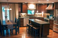View this kitchen remodel in the Portland, Oregon area to get ideas for your next home remodeling project.