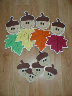 Herbst deko Autumn Crafts, Fall Crafts For Kids, Autumn Art, Thanksgiving Crafts, Autumn Theme, Toddler Crafts, Kids Crafts, Art For Kids, Diy And Crafts