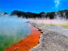 Wai-o-tapu Thermal Wonderland – Rotorua, New Zealand  I had never been to anything like this before and it was like being in the centre of the earth - Photo from TripAdvisor