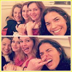 'Sisterhood of the Traveling Pants' Cast Reunites, Snaps Photos