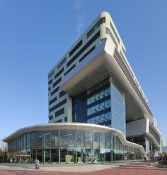 Scholen – Architectuur fotograaf Dirk Verwoerd voor architectuur en interieur fotografie. Werkt door heel Nederland