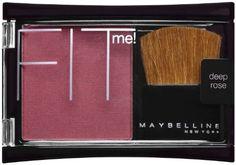 Maybelline New York Fit Me! Blush, Deep Rose.