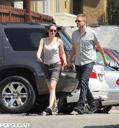 Exclusive: Rob Pattinson and Kristen Stewart going strong in LA