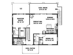 Granny pods with garage Floor Plan, 01 - grannypods Little House Plans, Small House Floor Plans, Cottage Floor Plans, Cabin Floor Plans, Dream House Plans, Carriage House Garage, Garage House, Garage Apartment Plans, Garage Apartments