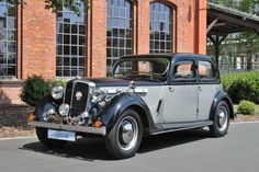 1946 Rover P2 Car Rover, Auto Rover, Vintage Cars, Antique Cars, Automobile, Classic Trader, Cars Uk, Commercial Vehicle, Weird And Wonderful