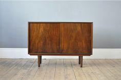 Danish Rosewood Cabinet | Vinterior London  #vintage #midcentury #design #interiors #home