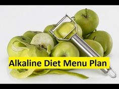 Alkaline Diet Menu Plan - Alkaline Food Diet