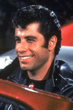 Hopefully your Pink Ladies jacket isn't far, because Grease is returning to movie theaters in honor of its anniversary! That means you're going to be able Indie Movies, Old Movies, John Travolta Young, Danny Grease, Grease Is The Word, Grease Live, Danny Zuko, Pink Ladies Jacket, Young John