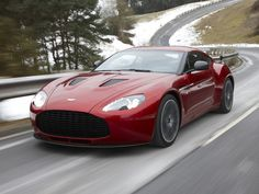 Aston Martin - sometimes i think i like a beautiful car better than a beautiful woman