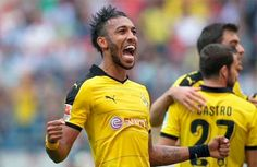 Barcelona tendría puesto el ojo en Aubameyang para que llegue en un futuro - El delantero gabonés del Borussia Dortmund, Pierre Emerick Aubameyang estaría en la órbita del Barcelona para poder fichar con ellos en un futuro c...