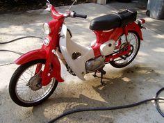 1964 Honda Cub 50 C100 US $670.00