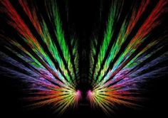 「rainbow colored angel wings」の画像検索結果