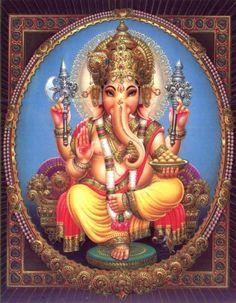 Image detail for -Indian Heritage - Hindu Gods - Ganesha