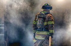 "FEATURED POST   @fitfirefighters - ""You gain strength courage and confidence by every experience in which you really stop to look fear in the face. You are able to say to yourself 'I have lived through this horror. I can take the next thing that comes along.' You must do the thing you think you cannot do. ""  Eleanor Roosevelt (Photo Shared Via Flickr.com)  ___Want to be featured? _____ Use #chiefmiller in your post ... . CHECK OUT THIS COOL SHIRT! ....""OFF DUTY SAVE YOURSELF ""…"
