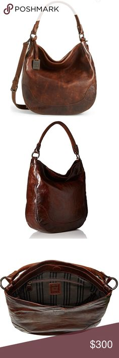 FRYE Melissa Leather Hobo NWOT FRYE Melissa Leather Hobo NWOT Frye Bags