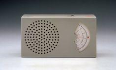Radio by Dieter Rams
