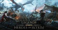 Bethesda rilascia su App Store The Elder Scrolls: Legends un nuovo TCG ambientato nel mondo di Skyrim! [Video]