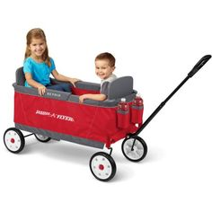 Radio Flyer EZ Fold Wagon for Kids...Really want this for the boys!!!