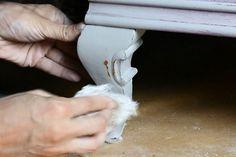 Restaurar muebles: ideas y técnicas para decorar Ice Cream, Inspiration, Ideas, Sanding Furniture, Clean Wood, Wood Types, Furniture Restoration, No Churn Ice Cream, Biblical Inspiration