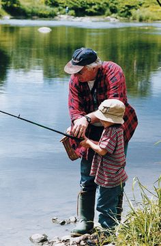Parc Découverte Nature vous ouvre ses portes pour une pêche familiale en plus d'une visite d'une pisciculture, d'une exposition sur les marais et les poissons d'eau douce et des sentiers de randonnée. © Parc Découverte Nature