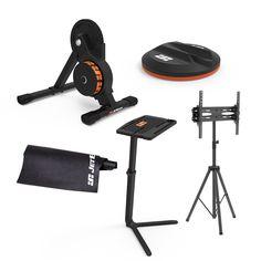 JetBlack Volt Studio 1 - Trainer Bundle Indoor Bike Trainer, Indoor Cycling Bike, Tv Stand Designs, Large Tv, Trainers, Studio, Tennis, Tv Unit Design, Studios
