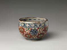 Cup Artist: Ogata Kenzan (Japanese, 1663–1743) Period: Edo period (1615–1868)