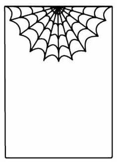 Örümcek ağı Halloween Signs, Halloween Pictures, Halloween Themes, Halloween Crafts, Halloween Decorations, Art Plastique Halloween, Spider Crafts, Cat Applique, Kids Stationery